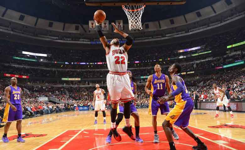 Chicago-Bulls-vs-Los-Angeles-Lakers-