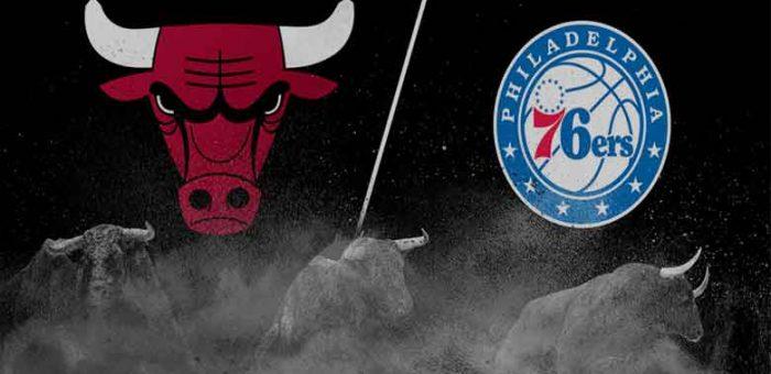 รีวิวการแข่งล่าสุดระหว่าง Chicago Bulls vs Philadelphia 76ers